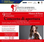 Santa Barbara International Music Festival 2019